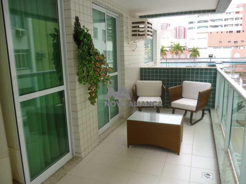 P1070673d - Apartamento à venda Rua Coração de Maria,Méier, Rio de Janeiro - R$ 723.250 - NTAP31108 - 5