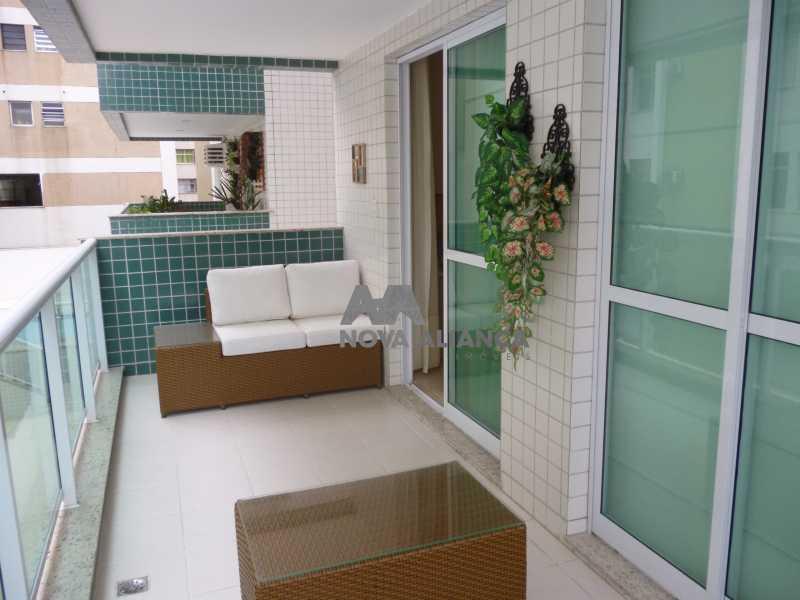 P1070673c - Apartamento à venda Rua Coração de Maria,Méier, Rio de Janeiro - R$ 733.750 - NTAP31109 - 4