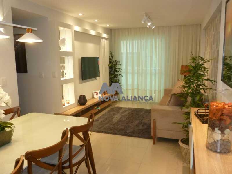 P1070673a - Apartamento à venda Rua Coração de Maria,Méier, Rio de Janeiro - R$ 770.000 - NTAP31110 - 1