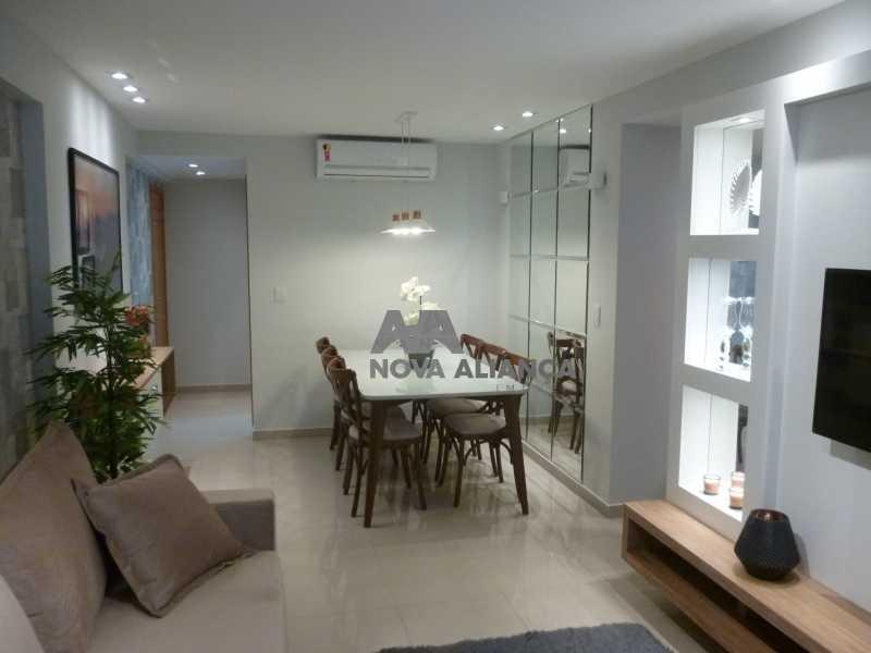 P1070673b - Apartamento à venda Rua Coração de Maria,Méier, Rio de Janeiro - R$ 774.250 - NTAP31111 - 4