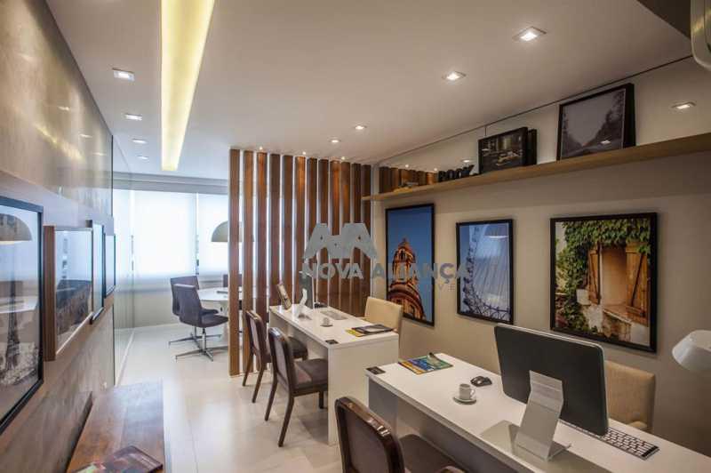 8 - Apartamento à venda Rua Silvia Pozzana,Recreio dos Bandeirantes, Rio de Janeiro - R$ 172.800 - NTAP00136 - 9