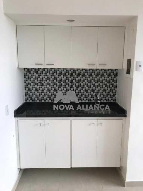7 - Kitnet/Conjugado 24m² à venda Rua das Laranjeiras,Laranjeiras, Rio de Janeiro - R$ 340.000 - NIKI00071 - 8