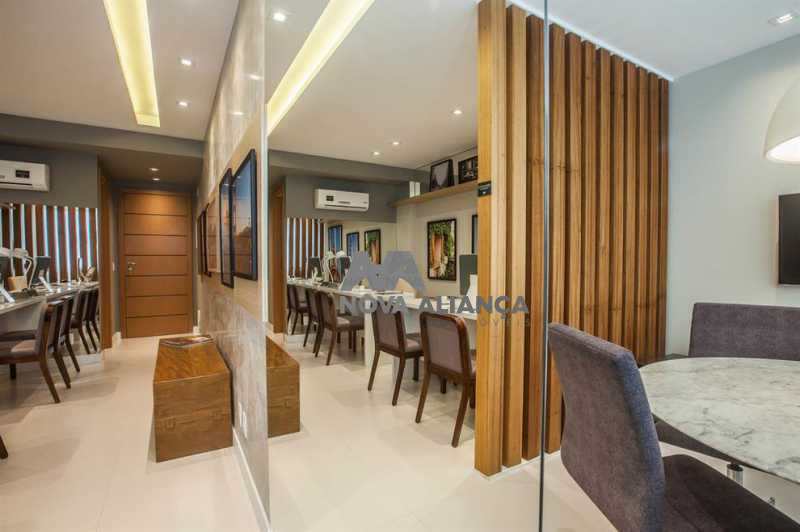 9 - Apartamento à venda Rua Silvia Pozzana,Recreio dos Bandeirantes, Rio de Janeiro - R$ 177.200 - NTAP00150 - 10