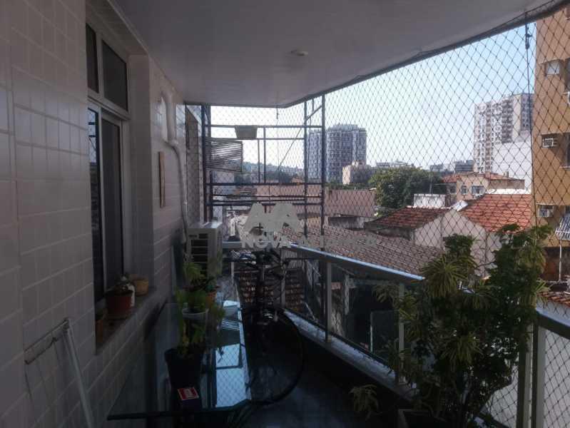 w14 - Cobertura à venda Rua Padre Champagnat,Vila Isabel, Rio de Janeiro - R$ 1.330.000 - NTCO30112 - 13