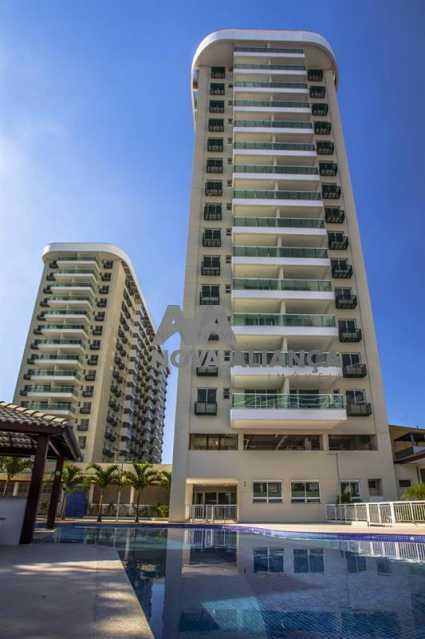 1 - Apartamento 3 quartos à venda Engenho de Dentro, Rio de Janeiro - R$ 523.300 - NTAP31129 - 1