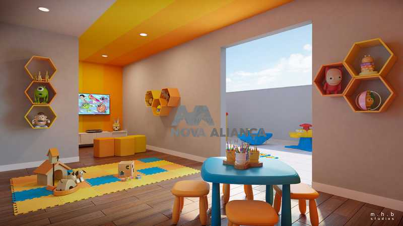 upper-grajaugaleriabrinquedote - Apartamento 2 quartos à venda Grajaú, Rio de Janeiro - R$ 539.800 - NTAP21412 - 4