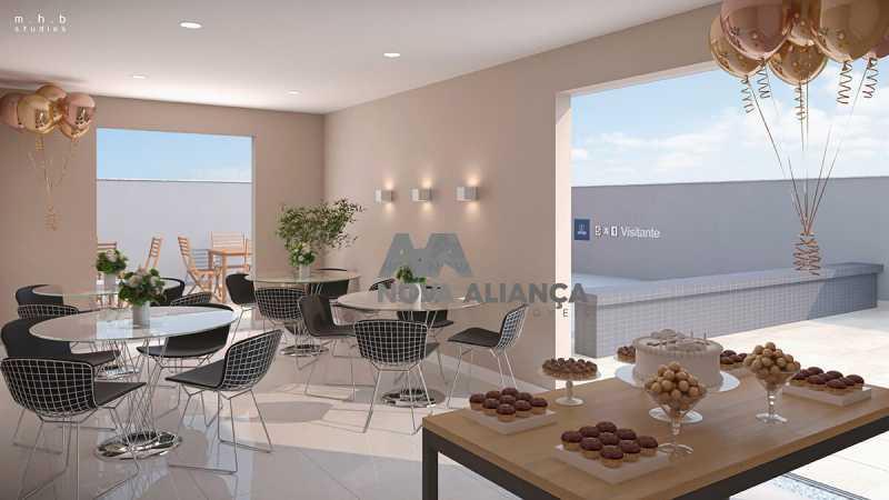 upper-grajaugaleriafestas - Apartamento 2 quartos à venda Grajaú, Rio de Janeiro - R$ 484.300 - NTAP21417 - 6
