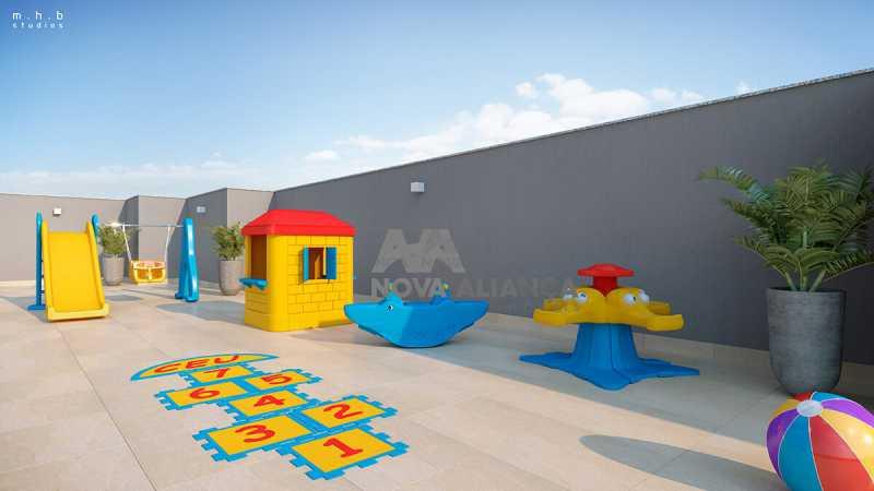 upper-grajaugaleriaplay - Apartamento 2 quartos à venda Grajaú, Rio de Janeiro - R$ 489.300 - NTAP21418 - 8