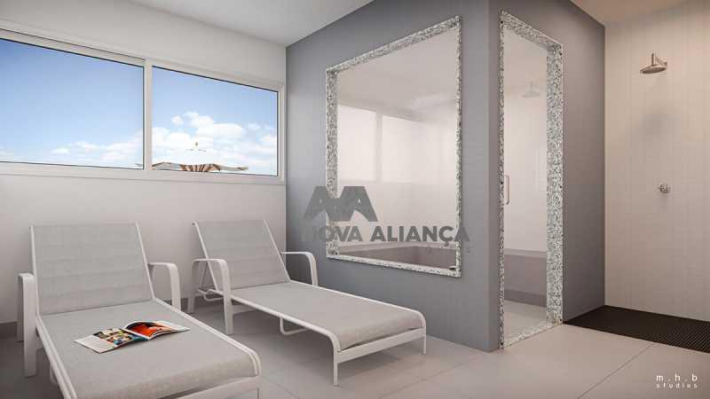 upper-grajaugaleriasauna - Apartamento 2 quartos à venda Grajaú, Rio de Janeiro - R$ 489.300 - NTAP21418 - 10
