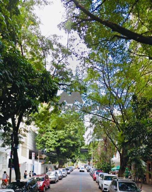 rua2. - Sala Comercial 41m² à venda Rua Maria Angélica,Lagoa, Rio de Janeiro - R$ 980.685 - NISL00148 - 4