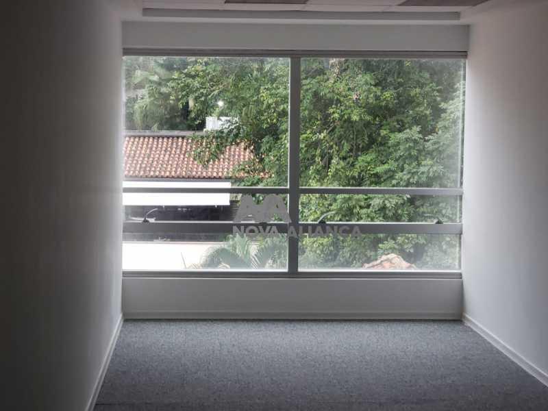 salas_p. - Sala Comercial 41m² à venda Rua Maria Angélica,Lagoa, Rio de Janeiro - R$ 980.685 - NISL00148 - 12