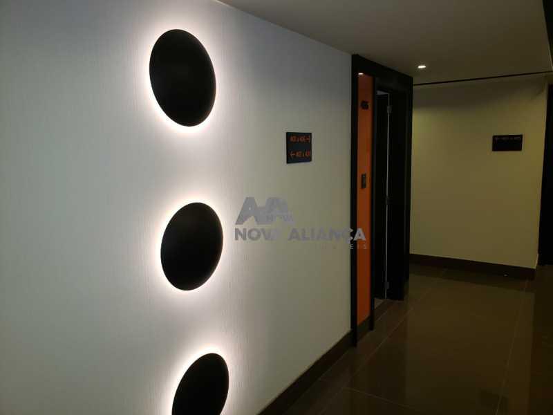 salas_t. - Sala Comercial 41m² à venda Rua Maria Angélica,Lagoa, Rio de Janeiro - R$ 980.685 - NISL00148 - 15