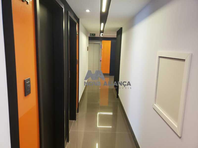 salas_z. - Sala Comercial 41m² à venda Rua Maria Angélica,Lagoa, Rio de Janeiro - R$ 980.685 - NISL00148 - 20