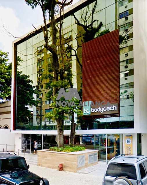 prédio1. - Sala Comercial 34m² à venda Lagoa, Rio de Janeiro - R$ 753.225 - NISL00151 - 1