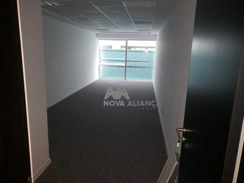 salas. - Sala Comercial 34m² à venda Lagoa, Rio de Janeiro - R$ 753.225 - NISL00151 - 9