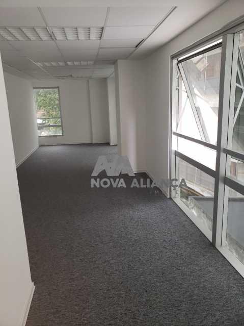 salas_4. - Sala Comercial 34m² à venda Lagoa, Rio de Janeiro - R$ 753.225 - NISL00151 - 10