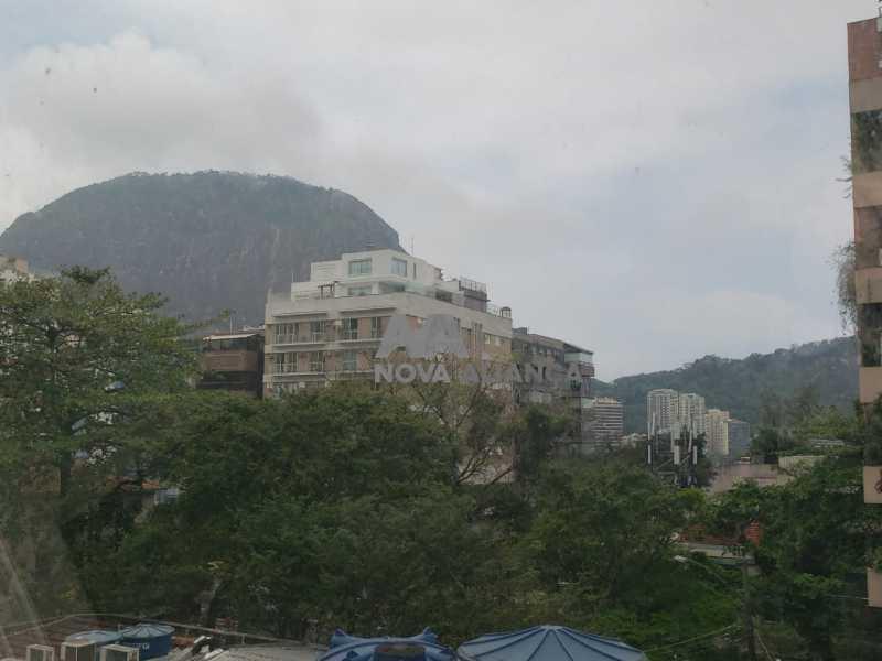 vista_1. - Sala Comercial 34m² à venda Lagoa, Rio de Janeiro - R$ 753.225 - NISL00151 - 22