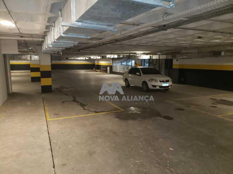 estacionamento_1. - Sala Comercial 34m² à venda Lagoa, Rio de Janeiro - R$ 753.225 - NISL00151 - 25