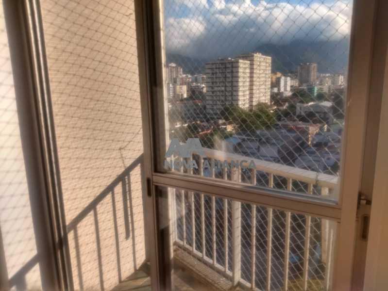 5 - Apartamento à venda Rua São Francisco Xavier,Maracanã, Rio de Janeiro - R$ 280.000 - NTAP10282 - 1
