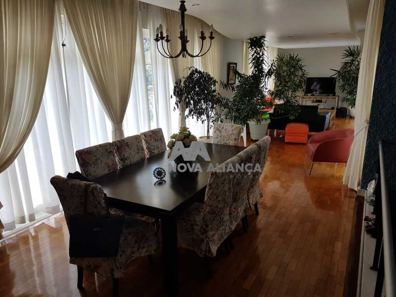 002 - Casa à venda Rua Ministro Viriato Vargas,Alto da Boa Vista, Rio de Janeiro - R$ 1.800.000 - NTCA30053 - 3