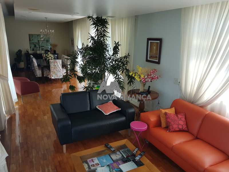 003 - Casa à venda Rua Ministro Viriato Vargas,Alto da Boa Vista, Rio de Janeiro - R$ 1.800.000 - NTCA30053 - 4