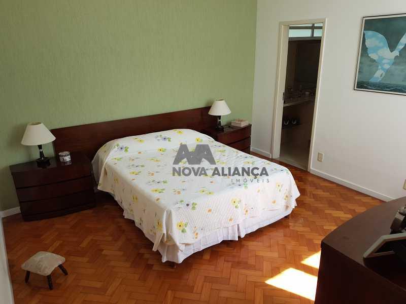 005 - Casa à venda Rua Ministro Viriato Vargas,Alto da Boa Vista, Rio de Janeiro - R$ 1.800.000 - NTCA30053 - 6