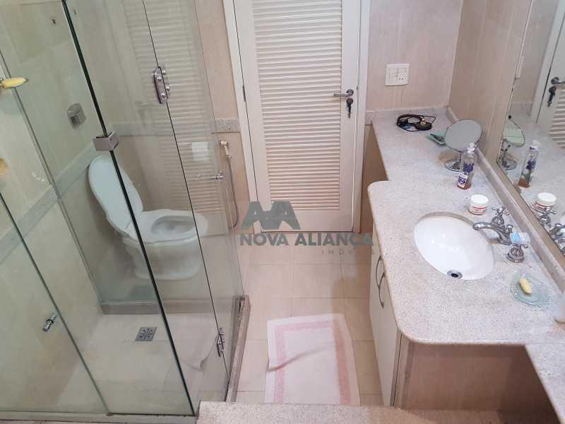 007 - Casa à venda Rua Ministro Viriato Vargas,Alto da Boa Vista, Rio de Janeiro - R$ 1.800.000 - NTCA30053 - 8