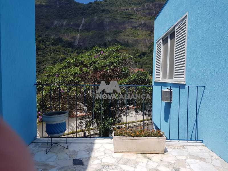 017.1.2 - Casa à venda Rua Ministro Viriato Vargas,Alto da Boa Vista, Rio de Janeiro - R$ 1.800.000 - NTCA30053 - 19