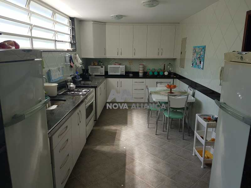 018 - Casa à venda Rua Ministro Viriato Vargas,Alto da Boa Vista, Rio de Janeiro - R$ 1.800.000 - NTCA30053 - 21