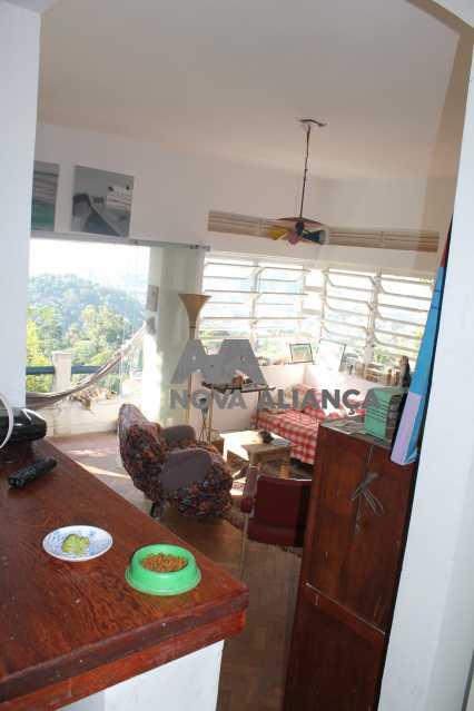 IMG_3419 - Casa em Condomínio à venda Rua Almirante Alexandrino,Santa Teresa, Rio de Janeiro - R$ 700.000 - NBCN40012 - 9