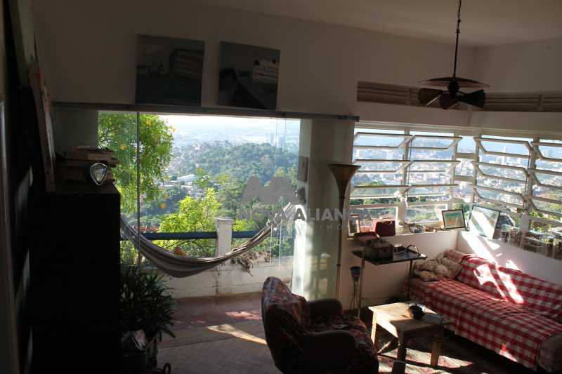 IMG_3421 - Casa em Condomínio à venda Rua Almirante Alexandrino,Santa Teresa, Rio de Janeiro - R$ 700.000 - NBCN40012 - 1