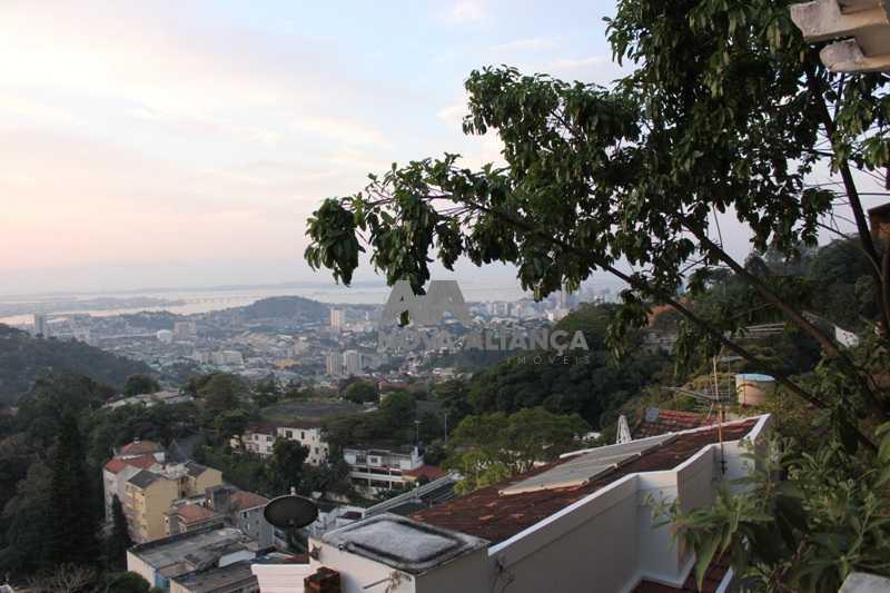 1 4 - Casa em Condomínio à venda Rua Almirante Alexandrino,Santa Teresa, Rio de Janeiro - R$ 700.000 - NBCN40012 - 6