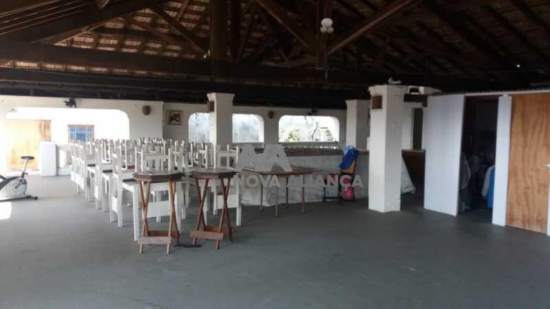 1 - Casa à venda Rua Aprazível,Santa Teresa, Rio de Janeiro - R$ 4.200.000 - NFCA00038 - 12