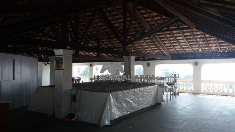 5 - Casa à venda Rua Aprazível,Santa Teresa, Rio de Janeiro - R$ 4.200.000 - NFCA00038 - 14