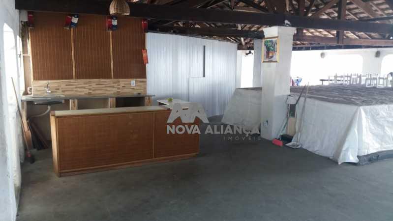 6 - Casa à venda Rua Aprazível,Santa Teresa, Rio de Janeiro - R$ 4.200.000 - NFCA00038 - 15