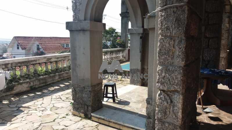 7 - Casa à venda Rua Aprazível,Santa Teresa, Rio de Janeiro - R$ 4.200.000 - NFCA00038 - 10