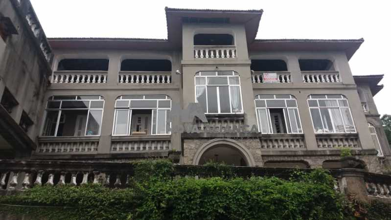 9 - Casa à venda Rua Aprazível,Santa Teresa, Rio de Janeiro - R$ 4.200.000 - NFCA00038 - 1