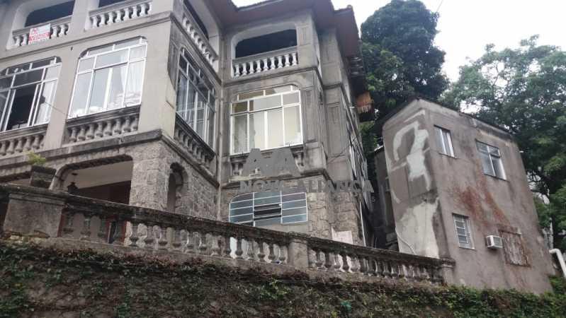11 - Casa à venda Rua Aprazível,Santa Teresa, Rio de Janeiro - R$ 4.200.000 - NFCA00038 - 6