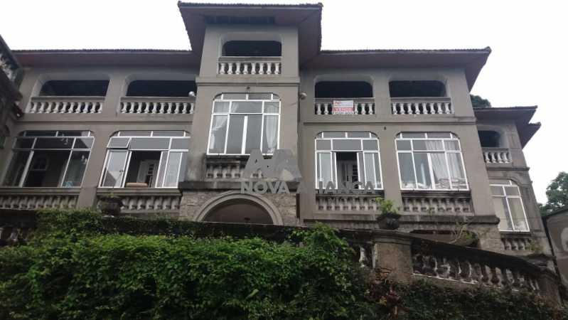 15 - Casa à venda Rua Aprazível,Santa Teresa, Rio de Janeiro - R$ 4.200.000 - NFCA00038 - 16
