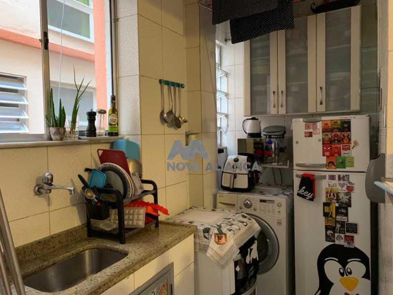 índice10 - Apartamento à venda Rua do Matoso,Praça da Bandeira, Rio de Janeiro - R$ 250.000 - NFAP11098 - 15