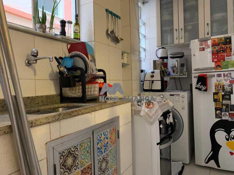 índice11 - Apartamento à venda Rua do Matoso,Praça da Bandeira, Rio de Janeiro - R$ 250.000 - NFAP11098 - 14