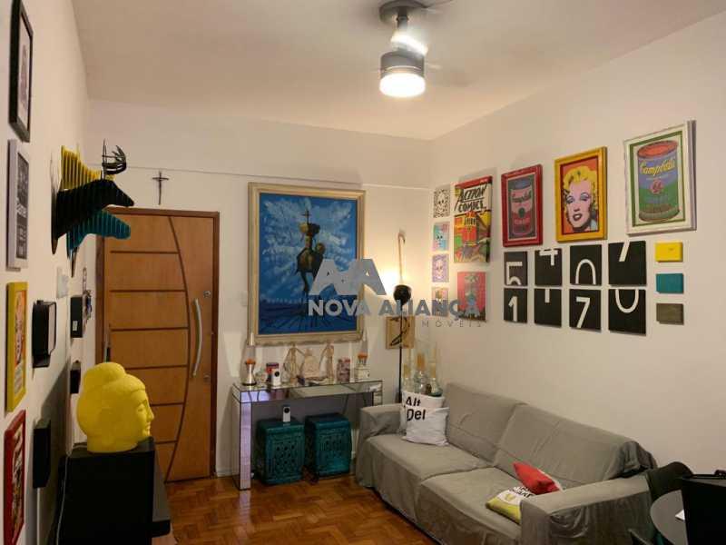 thumbnail_PHOTO-2019-10-02-16- - Apartamento à venda Rua do Matoso,Praça da Bandeira, Rio de Janeiro - R$ 250.000 - NFAP11098 - 1