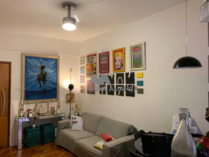 thumbnail_PHOTO-2019-10-02-16- - Apartamento à venda Rua do Matoso,Praça da Bandeira, Rio de Janeiro - R$ 250.000 - NFAP11098 - 4