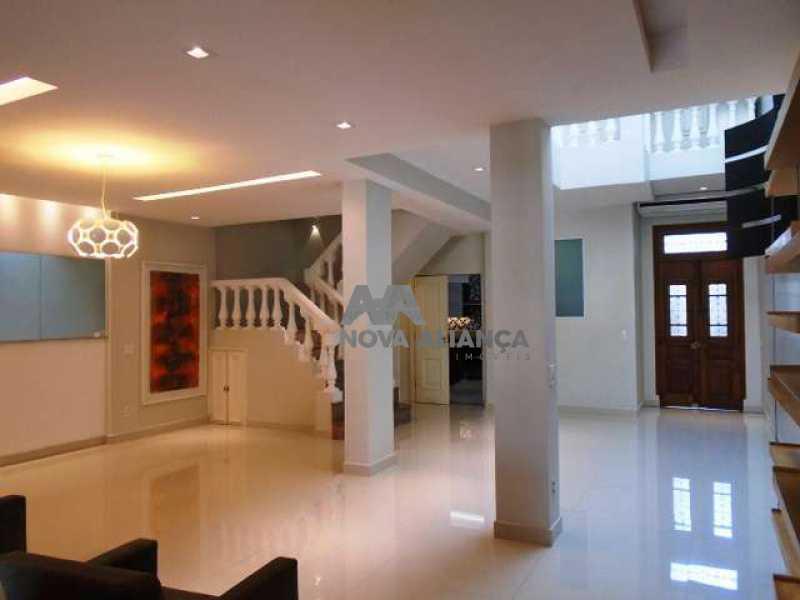 aa - Casa à venda Rua Triunfo,Santa Teresa, Rio de Janeiro - R$ 2.090.000 - NBCA30043 - 1