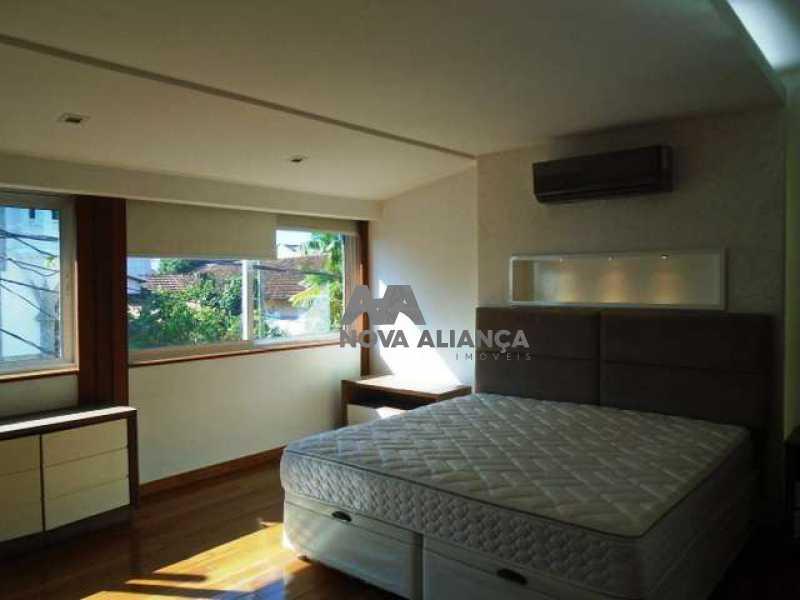 -p - Casa à venda Rua Triunfo,Santa Teresa, Rio de Janeiro - R$ 2.090.000 - NBCA30043 - 14
