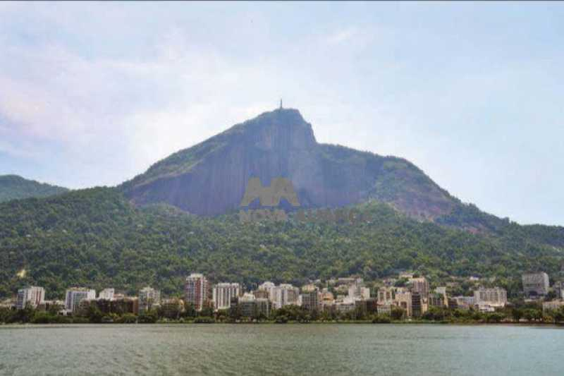 cc - Cobertura à venda Avenida Borges de Medeiros,Lagoa, Rio de Janeiro - R$ 6.480.000 - NBCO40087 - 5