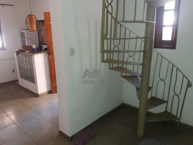 FC5 - Casa Comercial 219m² à venda Rua Felipe Camarão,Vila Isabel, Rio de Janeiro - R$ 550.000 - NTCC80002 - 4