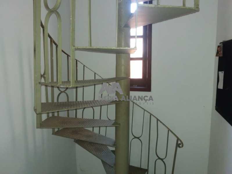 FC15 - Casa Comercial 219m² à venda Rua Felipe Camarão,Vila Isabel, Rio de Janeiro - R$ 550.000 - NTCC80002 - 5