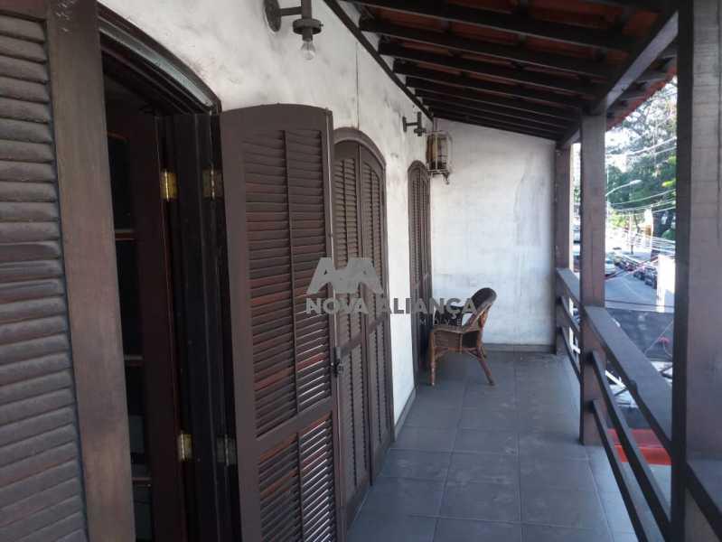 FC29 - Casa Comercial 219m² à venda Rua Felipe Camarão,Vila Isabel, Rio de Janeiro - R$ 550.000 - NTCC80002 - 1
