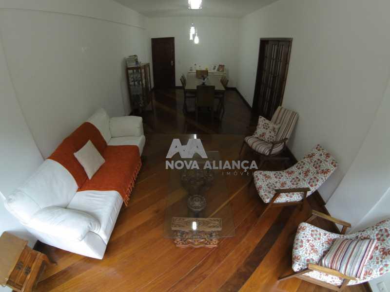 1 - Apartamento à venda Estrada Velha da Tijuca,Alto da Boa Vista, Rio de Janeiro - R$ 540.000 - NTAP31209 - 3